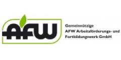 Logo AFW Arbeitsförderungs- und Fortbildungswerk GmbH